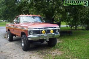 1977 f150 4x4