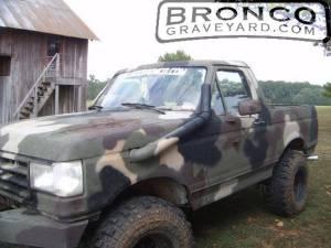 The bronco