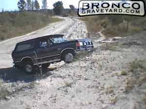 1991 bronco