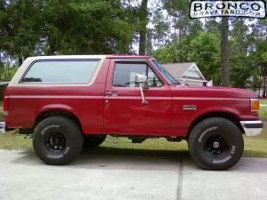 1989 bronco