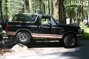 Tyler smith's 94' ford bronco
