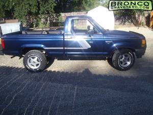My 1990 ford ranger