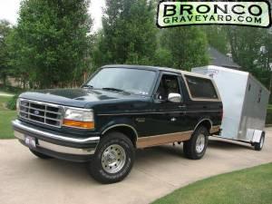 Stock 1994 bronco