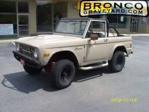 Bronco 1977