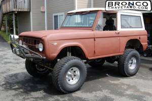Jared's bronco