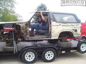 No wheels!