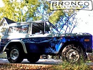1975 bronco