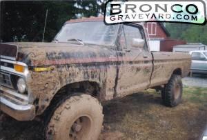 After a mud bog