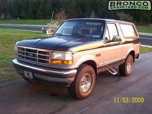1994 bronco