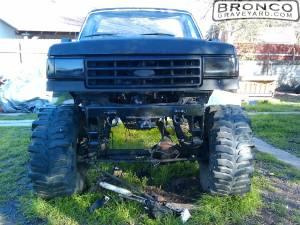 Bronco front