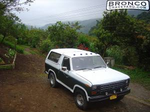Colombian bronco 2009