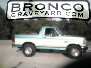 94 XLT Bronco