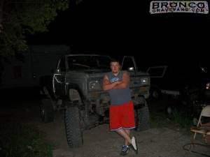 Me and my truck