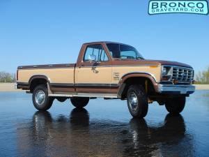 1984 f250 custom 4x4