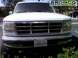 Powerstroke Bronco
