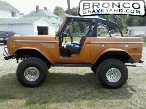 My 73 bronco