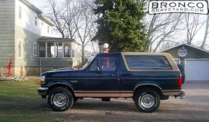 bob's Bronco