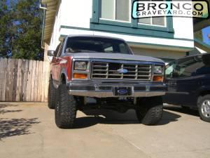 1984 bronco