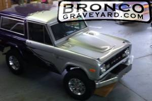 71 ford bronco