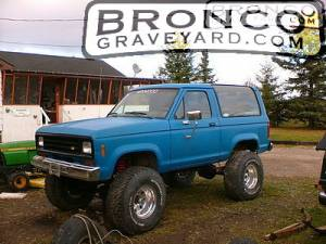 Michaels bronco
