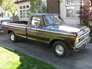 1977 ford f100 custom explorer
