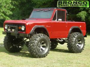 Awesome 69 bronco