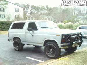 1982 bronco