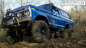 Hicktown 4x4 -recovery truck 1-