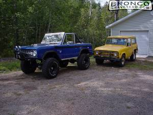 Nova scotia bronco