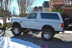 !994 ford bronco
