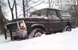Project bronco 79