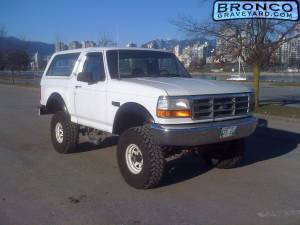 1995 Ford Big Bronco