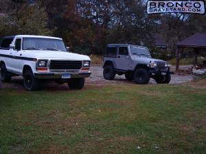 My other rides