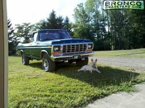 1978 f-150 custom
