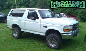 1993 Bronco