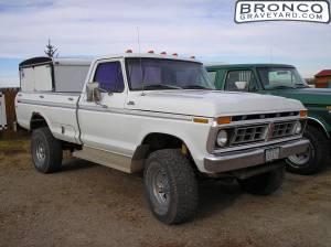 1975 f250 4x4