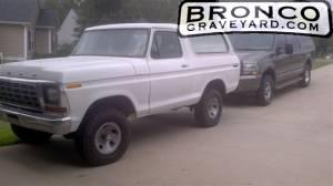 1979 ford bronco ranger xlt