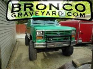 1980 bronco