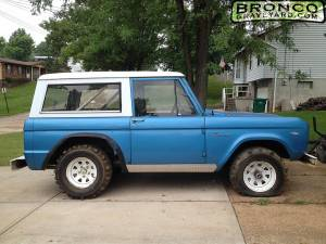 1967 ford bronco 1