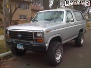 My 82 bronco