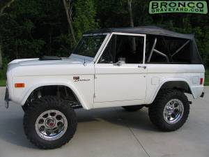 Wanted 1977 bronco