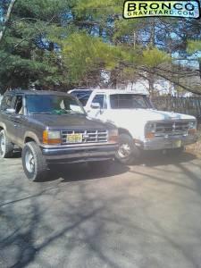 Bronco 2 n bros ramcharger
