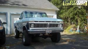 1976 F100