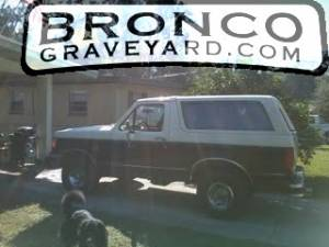 91ford bronco