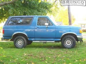 1989 Clean Bronco