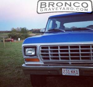 '78 bronco ranger xlt