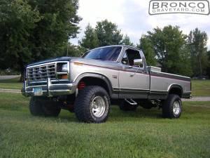 Austin's 1986 f-150