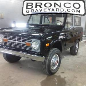 My 72 ford bronco