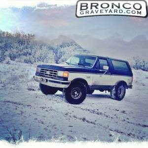 Just bought this bronco... test drive. will restore it!