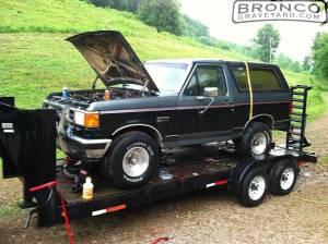 98 ford bronco xlt